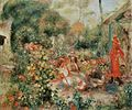 Pierre-Auguste Renoir - Jeunes Filles dans un jardin.jpg