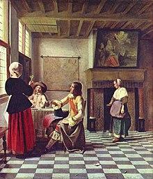 Interieurmalerei  Interieurmalerei – Wikipedia