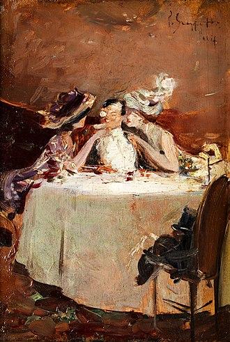 Pietro Scoppetta - Café