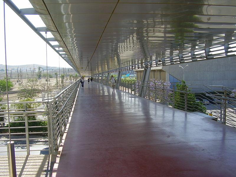 גשר מקסיקו בבאר שבע