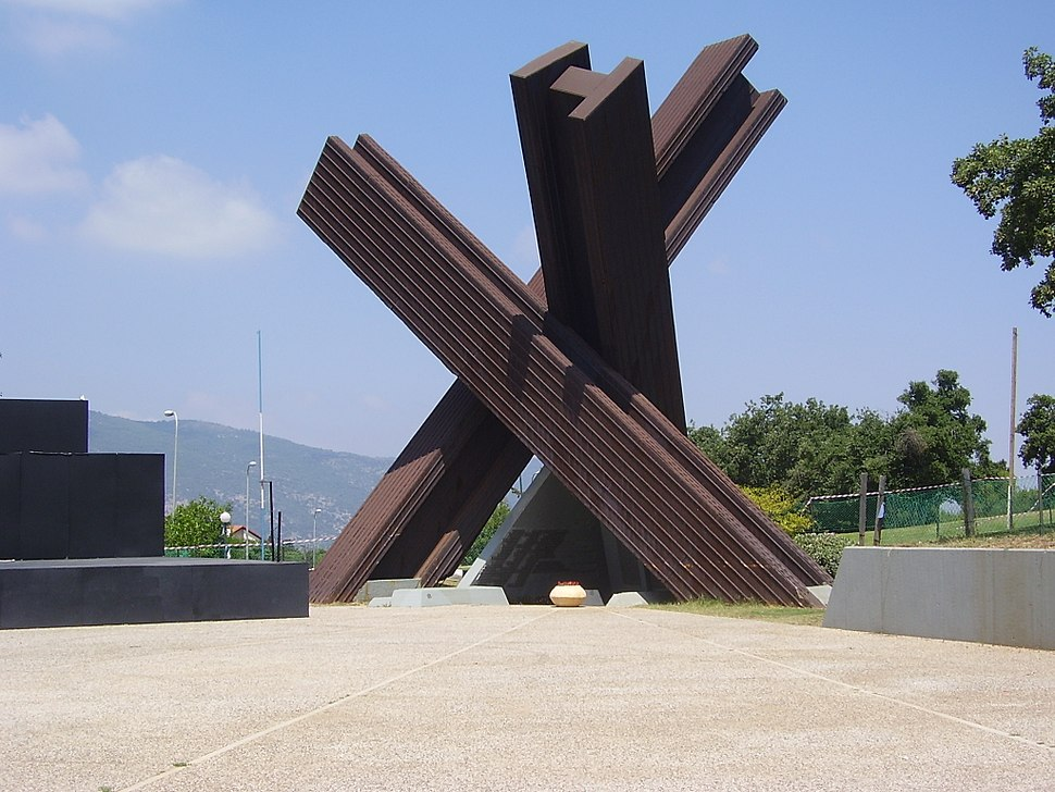 PikiWiki Israel 13280 War Memorial in Kiryat Tivon
