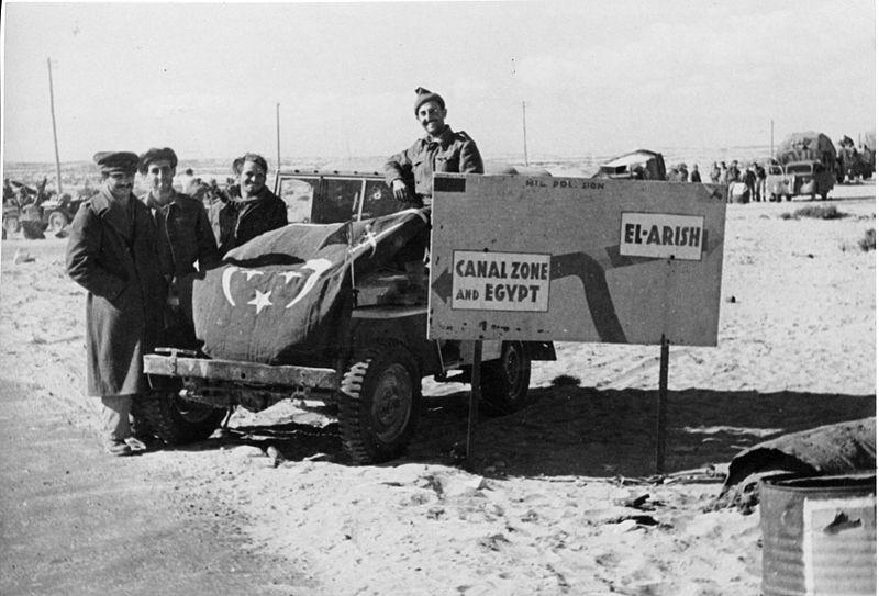 חטיבת הנגב- לקראת הפשיטות על שדות התעופה
