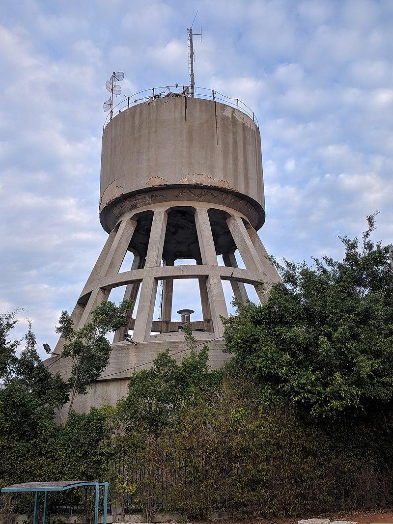 מגדל המים בנוה מגן, רמת השרון