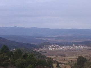 Pina de Montalgrao Municipality in Valencia, Spain