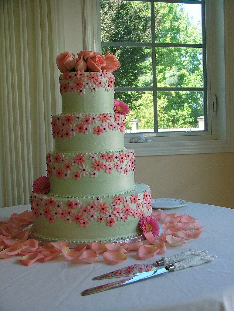 Tiered Wedding Cake Carrier