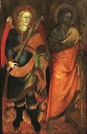 St. Michael and St. John the Baptist