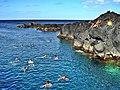 Piscinas Naturais da Ponta dos Biscoitos - Ilha Terceira - Portugal (4293207939).jpg