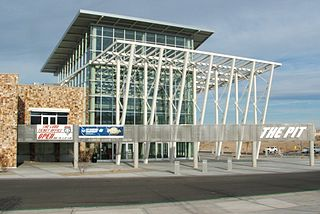 The Pit (arena) Basketball arena in Albuquerque, New Mexico, United States