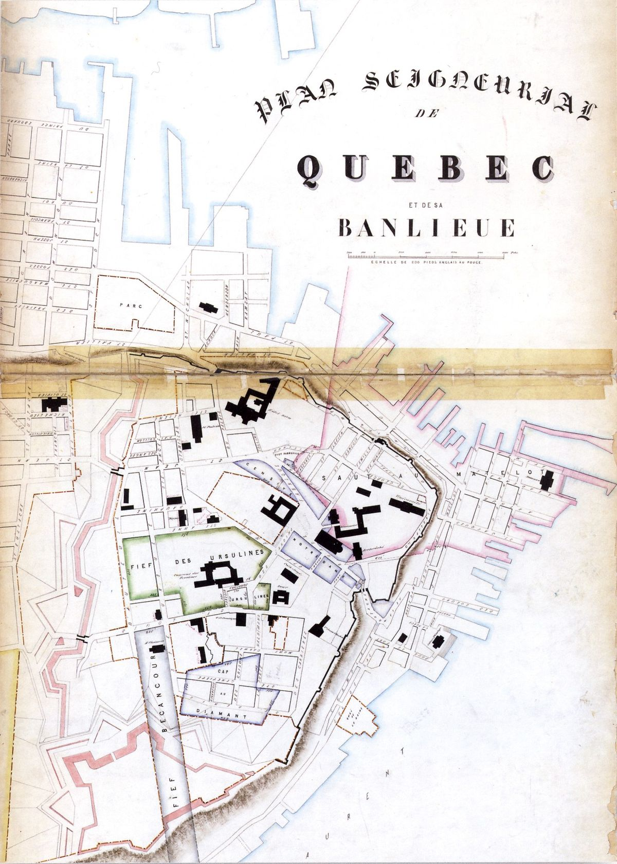 Historiography of quebec