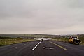 Plane takes off from Oregon 11 (8169736254).jpg