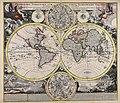 Planiglobii terrestris cum utroq. hemisphaerio caelesti generalis exhibitio quam ex novissimis... - CBT 5870875.jpg