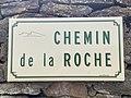 Plaque Chemin Roche - Solutré-Pouilly (FR71) - 2021-03-02 - 1.jpg