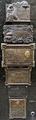 Plaques on Evita's tomb at Cementerio de la Recoleta in Buenos Aires, Argentina (15755074219).png