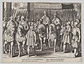 Plate 3- Charles V Crowned Emperor entering Rome with the Pope, from the Triumphs of Charles V MET DP873402.jpg