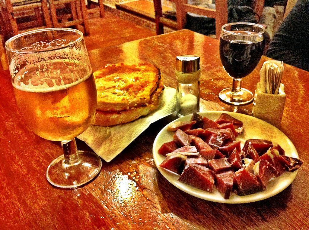 Barcelona Cafe Essen Innenstadt Starkmann