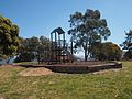 Play equipment in Wanniassa Sept 2012.JPG