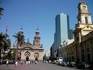 Plaza de Armas (Santiago) - Plaza de Armas.