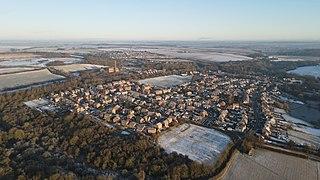 Pleasley Human settlement in England