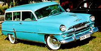 1954 Plymouth Savoy