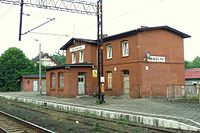 Plytnica train station.JPG