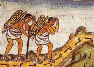 Pochteca - Pochteca according to the Florentine Codex