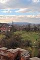Podgórze widziane z perspektywy fortu nr 31 - panoramio.jpg