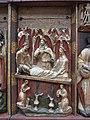 Polittico di Santa Caterina di artista inglese del sec. XV (attr.), dettaglio, (3).JPG