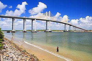 Ponte Newton Navarro - Natal, Brazil