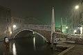Ponte delle Guglie di notte.JPG