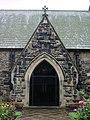 Porch, The Parish Church of St James, Leyland - geograph.org.uk - 500101.jpg
