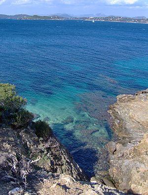 Îles d'Hyères - Image: Porquerolles, Îles d'Hyères