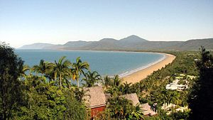 English: Port Douglas, Queensland - Four Mile ...