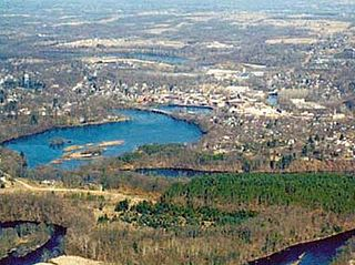 Kalamazoo Superfund Site human settlement in Michigan, United States of America