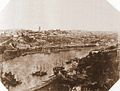 Porto. Vista parcial da cidade em 1849. Frederick William Flower.jpg