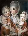 Portrait de Mme de Voyer avec ses trois filles.jpg