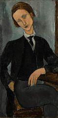 Portrait of Baranowski