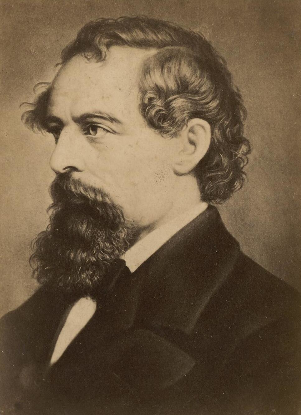 Portrait of Charles Dickens (4671094)