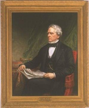 John Adams Dix - Dix as U.S. Secretary of the Treasury