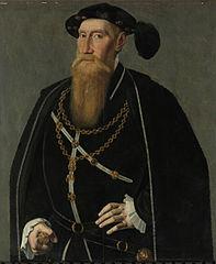 Portrait of Reinoud III of Brederode
