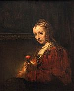 Portrait of a Woman with a Pink Carnation.jpg