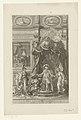Portret van Maximiliaan III Jozef, keurvorst van Beieren met allegorieën, RP-P-1909-231.jpg