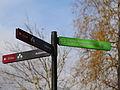 Poste indicador Anillo Verde.JPG