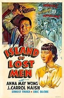 <i>Island of Lost Men</i> 1939 American film