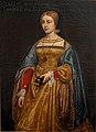 Poul Hagelstein - Elisabeth, Christian II's dronning - KMS890 - Statens Museum for Kunst.jpg