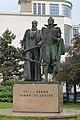 Prague Praha 2014 Holmstad Tycho Brahe og Johannes Kepler.JPG