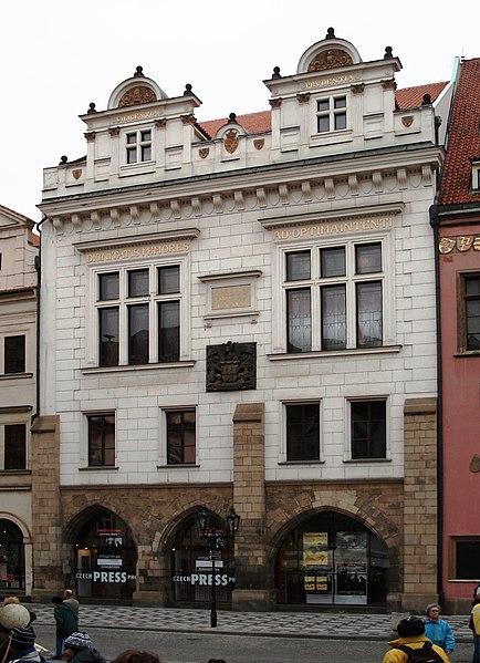 File:Prague townhall.jpg