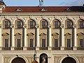 Praha, Hradčany, Černínský palác, fasáda 01.jpg