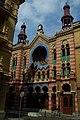 Praha, Jindřišská, Jeruzalémská synagoga.jpg