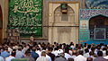 Prayers of Noon - Grand Mosque of Nishapur -September 27 2013 60.JPG