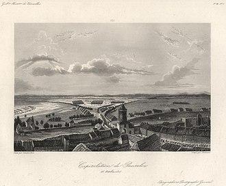 Battle of Prenzlau - Image: Prenzlau 1806 Surrender
